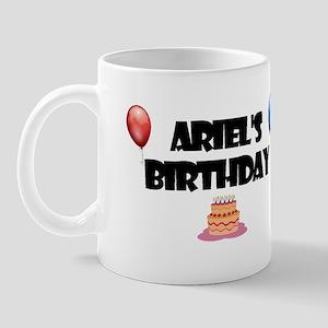Ariel's Birthday Mug