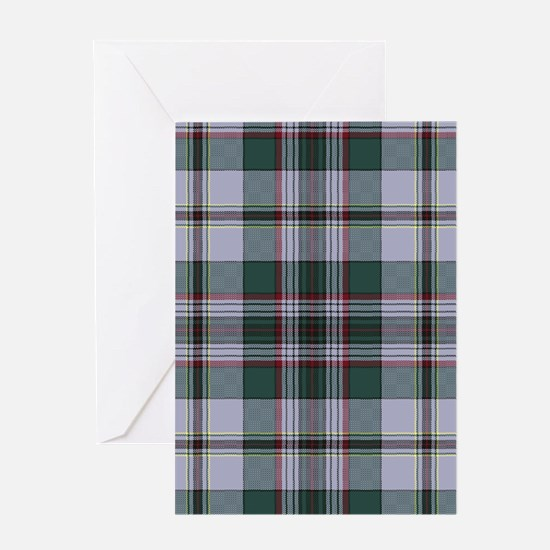 Tartan - Craig Greeting Card