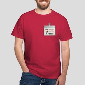 DR. BOB KELSO Dark T-Shirt