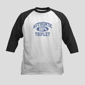 Authentic Triplet Kids Baseball Jersey