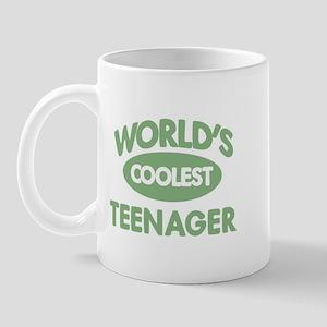 Coolest TEENAGER Mug