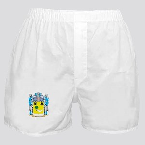 Vicente Coat of Arms - Family Crest Boxer Shorts