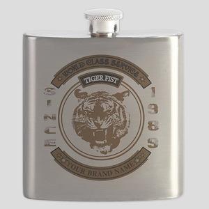 Tiger Fist Flask