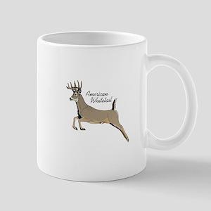AMERICAN WHIITETAIL Mugs