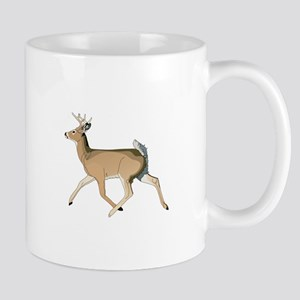 RUNNING DEER Mugs