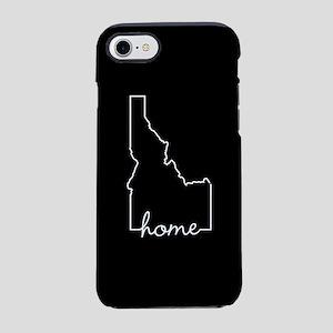 Idaho Home Black iPhone 7 Tough Case