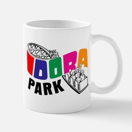 Idora Park Rollercoaster Mug