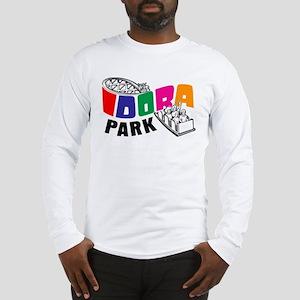 Idora Park Rollercoaster Long Sleeve T-Shirt