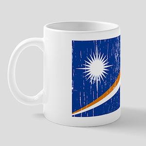 Vintage Marshall Islands Mug
