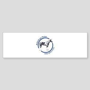 AMERICAN PAINT HORSE Bumper Sticker
