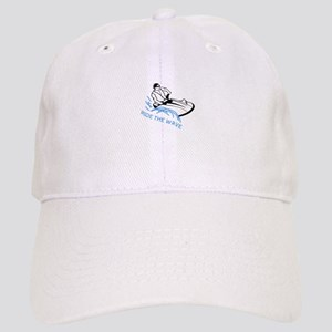 Ride The Wave Baseball Cap