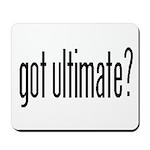 Got Ultimate? Mousepad