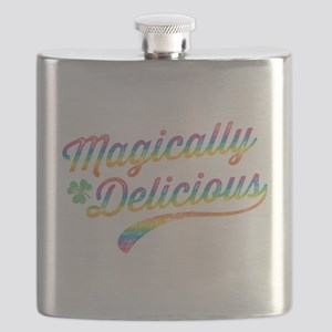 Magically Delicious Vintage Flask