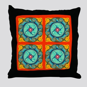DESERT WIND QUAD Throw Pillow