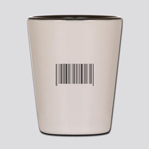BAR CODE Shot Glass