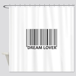 DREAM LOVER Shower Curtain