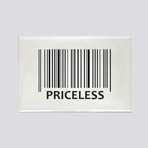 PRICELESS BAR CODE Magnets