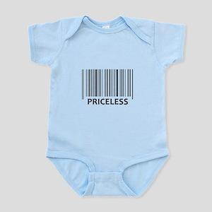 PRICELESS BAR CODE Body Suit