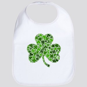 Shamrock of Shamrocks Bib