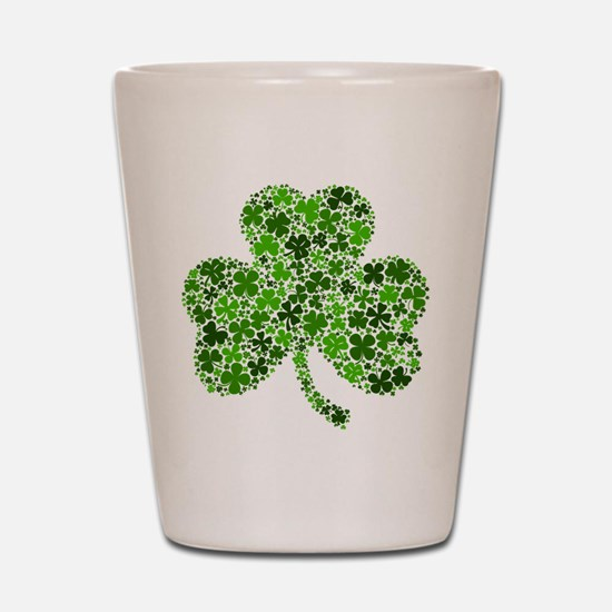 Shamrock of Shamrocks Shot Glass
