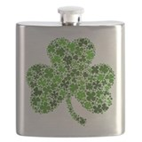 St patricks day Flask Bottles