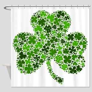 Shamrock of Shamrocks Shower Curtain
