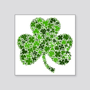 Shamrock of Shamrocks Sticker