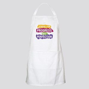 Strive for Progress Apron