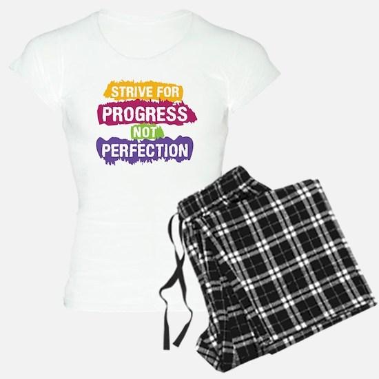 Strive for Progress Pajamas
