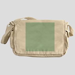 beach seafoam green Messenger Bag