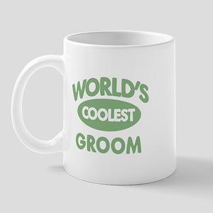 Coolest GROOM Mug