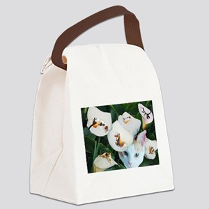 Cala in Callas Canvas Lunch Bag