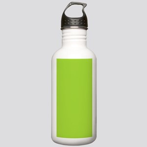 cute Neon Green Stainless Water Bottle 1.0L
