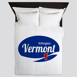 Killington Ski Resort Vermont Epic Queen Duvet