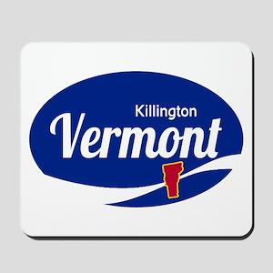 Killington Ski Resort Vermont Epic Mousepad