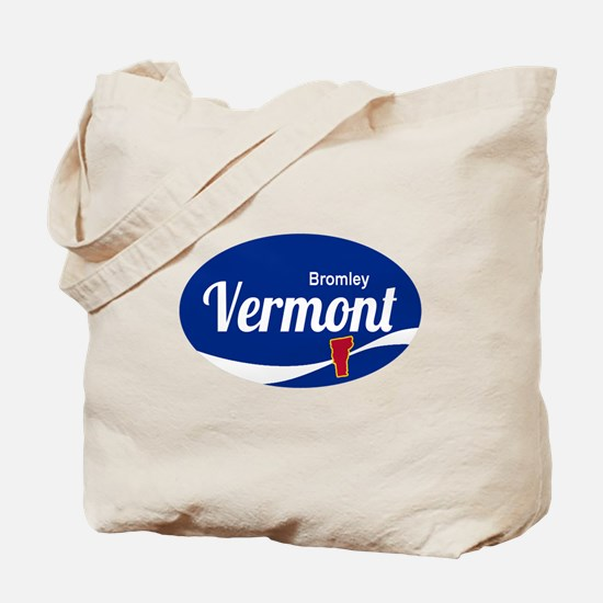 Bromley Mountain Ski Resort Vermont Epic Tote Bag