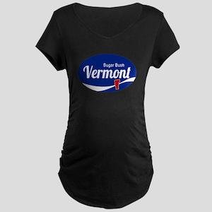Sugarbush Resort Ski Resort Verm Maternity T-Shirt