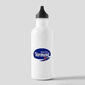 Mount Snow Ski Resort Stainless Water Bottle 1.0L