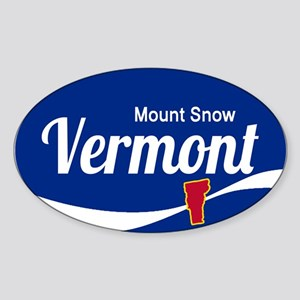 Mount Snow Ski Resort Vermont Epic Sticker
