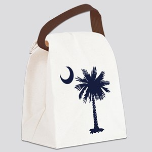 SC Flag Canvas Lunch Bag