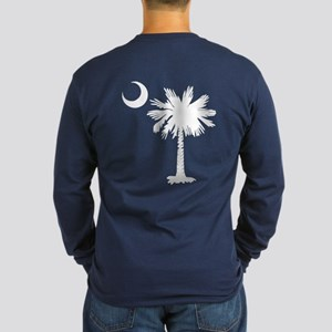 Sc Flag Long Sleeve T-Shirt