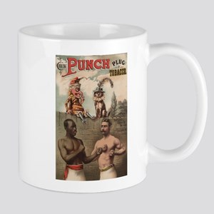 PUNCH TOBACCO coffee cup