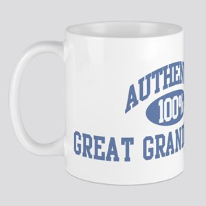 Authentic Great Grandfather Mug