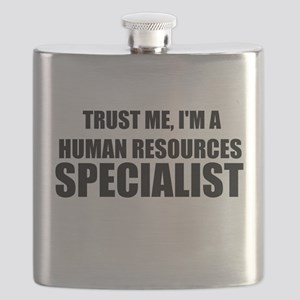 Trust Me, I'm A Human Resources Specialist Flask