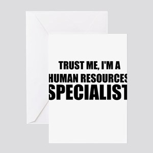 Trust Me, I'm A Human Resources Specialist Greetin