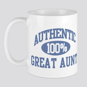 Authentic Great Aunt Mug