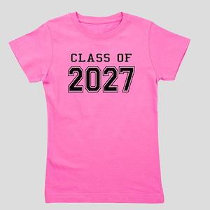 Class of 2027 Girl's Tee