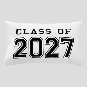 Class of 2027 Pillow Case