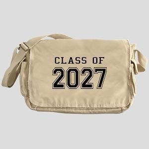 Class of 2027 Messenger Bag