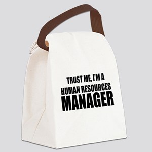 Trust Me, I'm A Human Resources Manager Canvas Lun